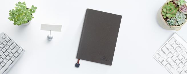 紳士斜紋記事本