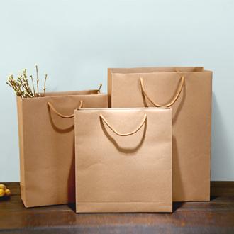黃牛皮紙手提袋印刷