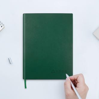 新触感螺纹记事本印刷