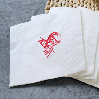 餐巾纸印刷