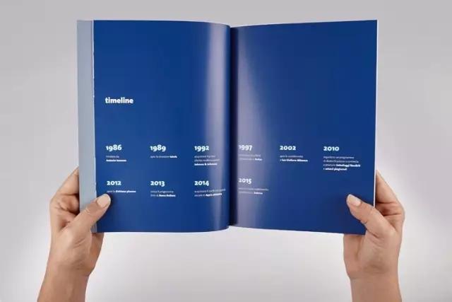 画册设计欣赏,简洁不平凡