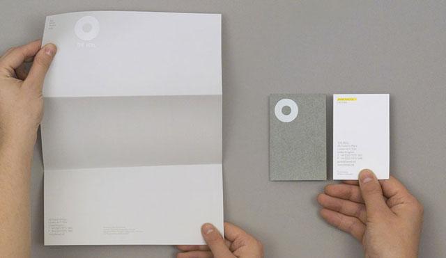 6款创意信纸设计欣赏