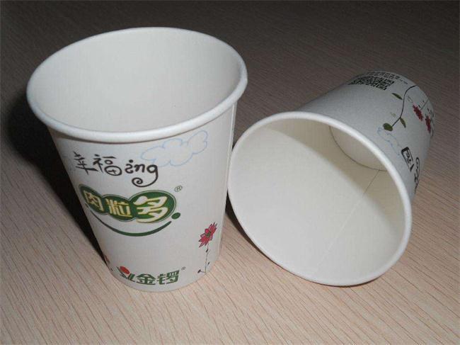 纸杯印刷要怎么选择油墨