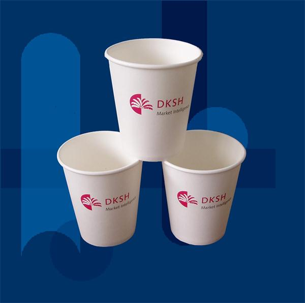 纸杯印刷技术是它发展的关键