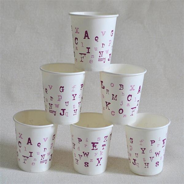 水性油墨在纸杯印刷中的运用