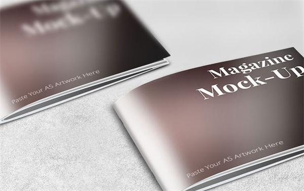 企业画册印刷的形象样本设计
