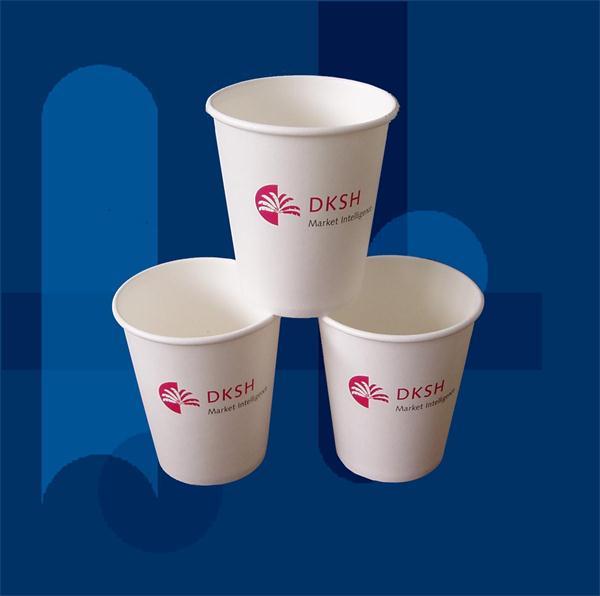 纸杯印刷对纸张表面的要求和处理