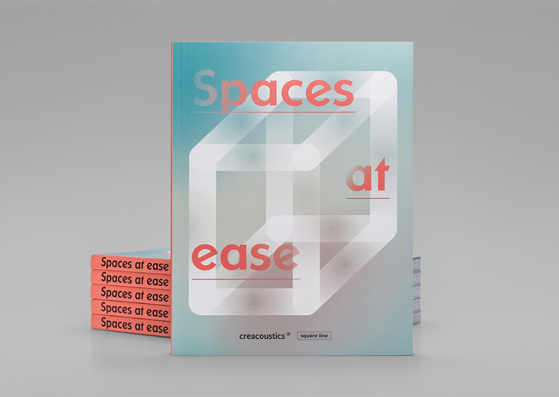 Spaces at Ease画册目录设计