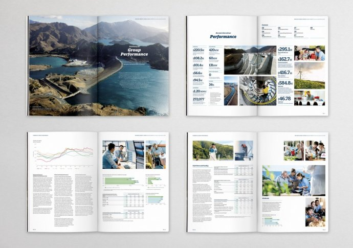 新西兰最佳平面设计之企业通讯类入选作品欣赏(二)
