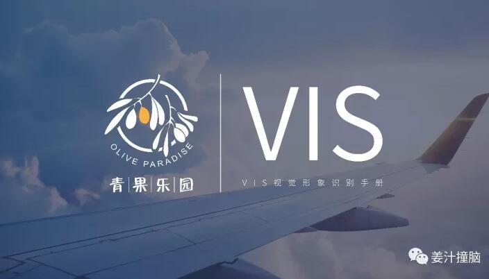 VIS视觉形象识别手册封面图