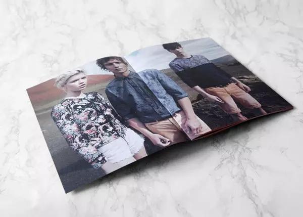 服装宣传画册