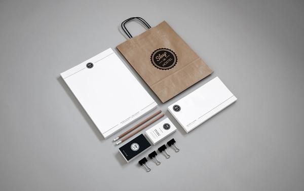 7款国外信封设计图片欣赏