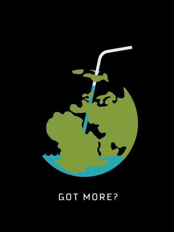 10款国外的创意海报,来欣赏一下这些有趣的海报吧