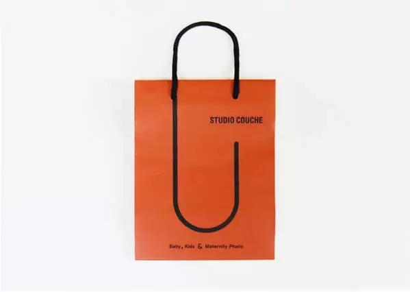 7款浑然一体的手提袋设计欣赏,怎么那么有趣呢