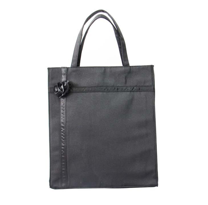 黑色手提袋设计制作图片