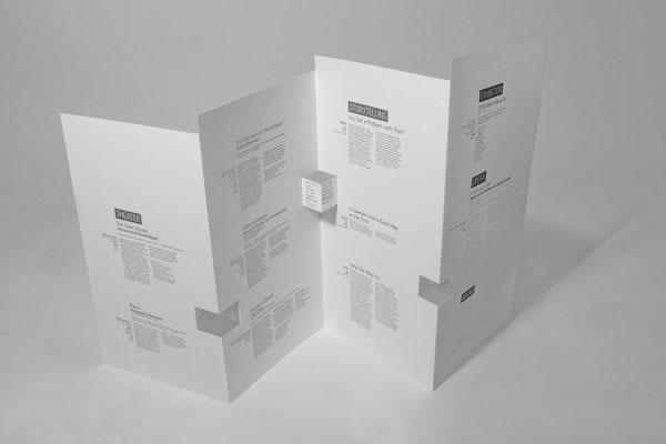 浅谈折页印刷的印后工艺