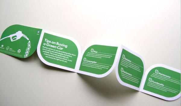 折页印刷设计的经验分享