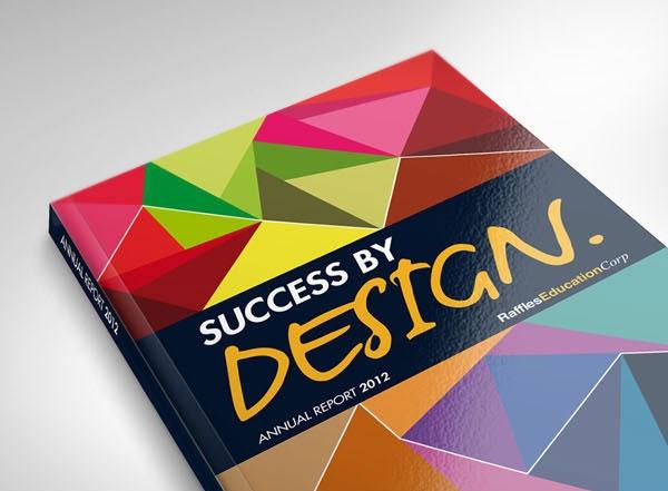 6款有创意的企业画册设计欣赏