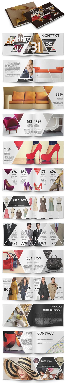 15个创意企业画册设计模板