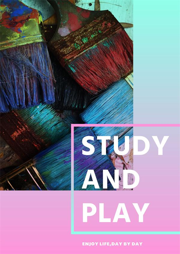 Study and play