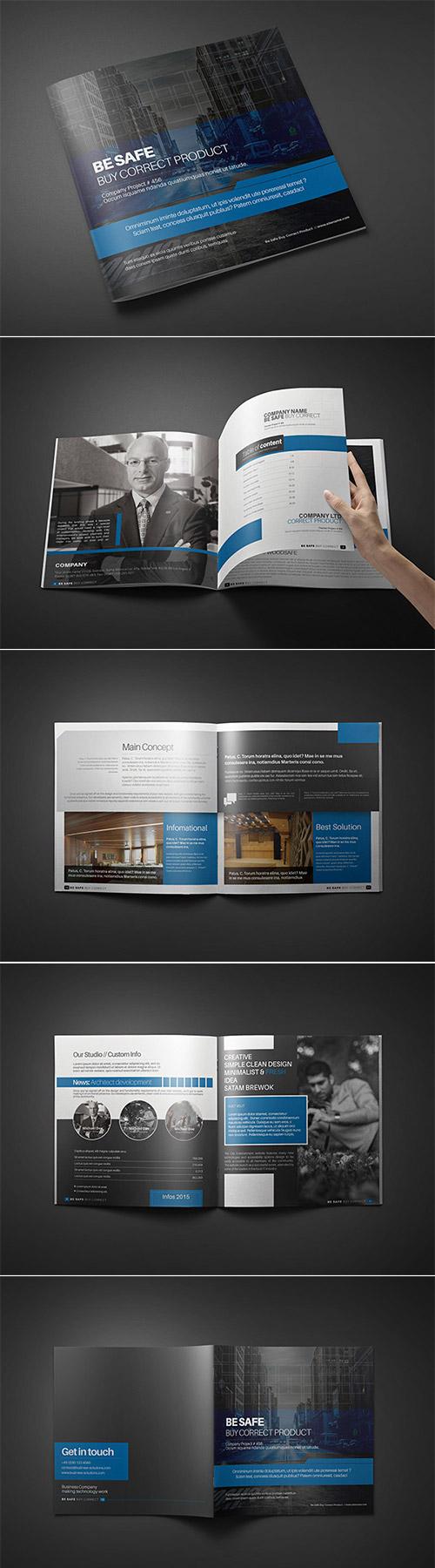 16个国外宣传画册设计欣赏