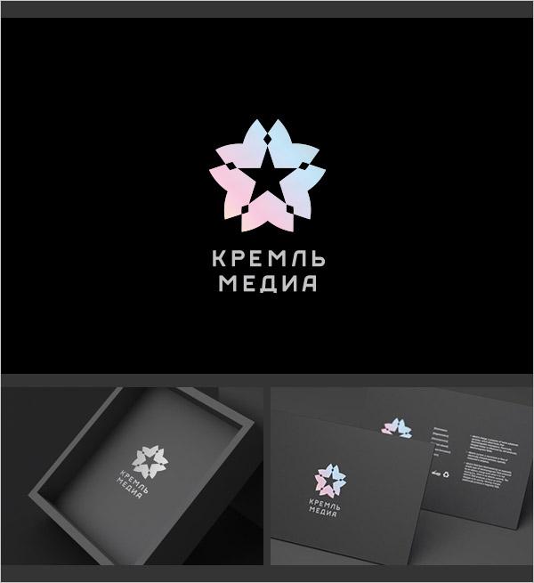 漂亮的Logo和名片设计欣赏