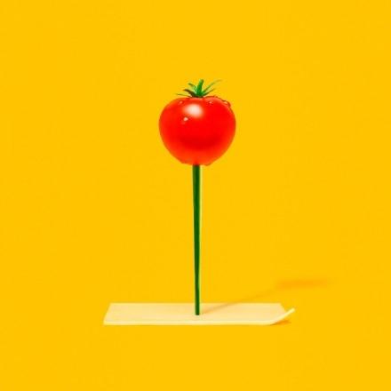 6张简单的果蔬海报设计欣赏