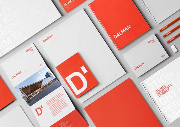 6款亮丽好看的画册设计欣赏